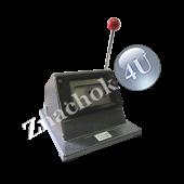Вырубщик для прямоугольных значков удлиненной формы