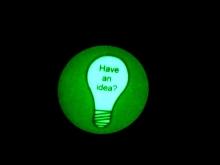Изготовление светящегося значка 50мм,56мм, 58мм, 65мм,75мм,90мм