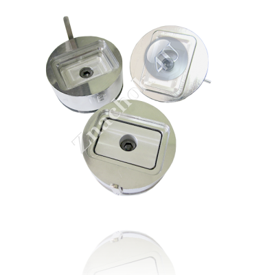 Сменные насадки для изготовления прямоугольных значков