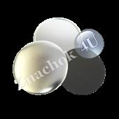 Заготовка для значков полиграфических закатных круглая с магнитом